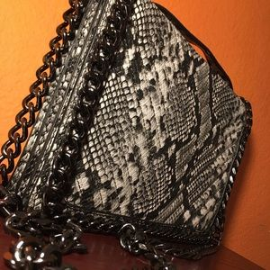 New Aldo Snakeskin Purse🔥